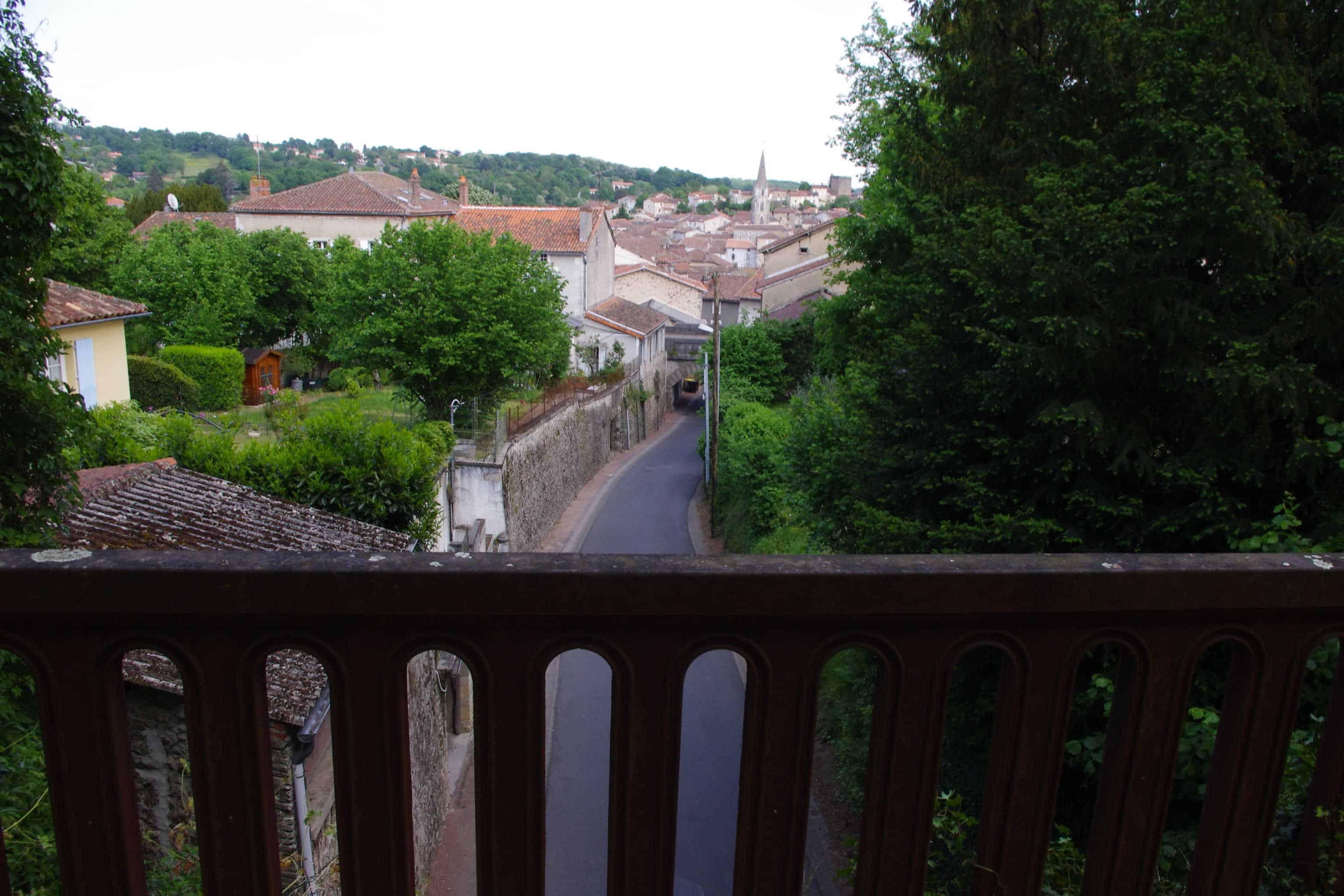Pont à Confolens