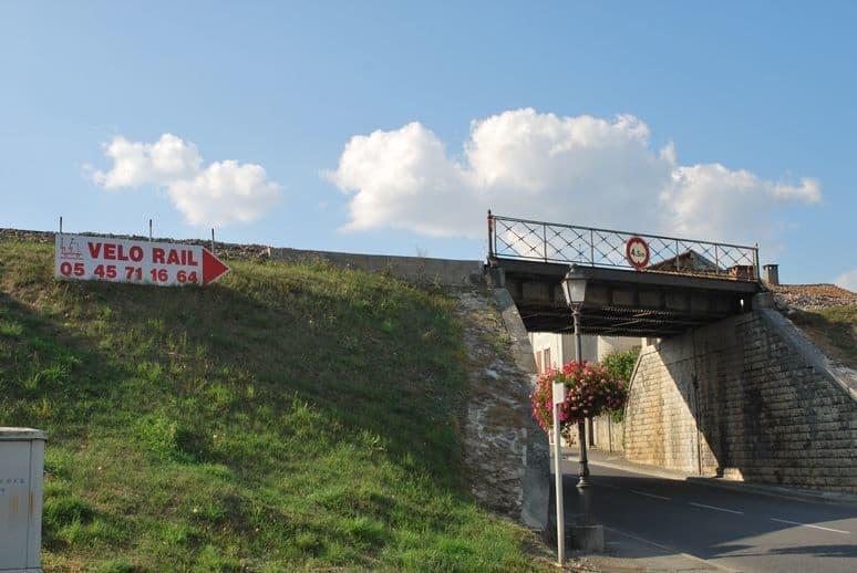 Pont Saint-Barthelemy à Confolens