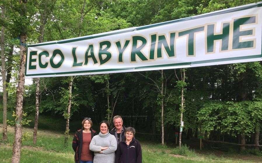 Cet été, venez profitez du circuit spécial « Eco-labyrinthe » !